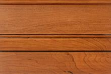 Cherry Wood - Natural Stain - Antique Glaze