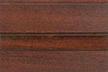Mahogany Wood - Sienna Stain - Auburn Glaze