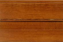 Maple Wood - Chocolate Stain - Chocolate Glaze